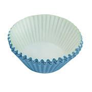 Формы для кексов, голубые