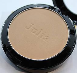 Компактна пудра для обличчя Julia Cosmetics №6