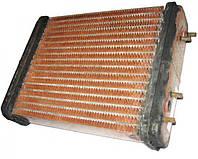 Радиатор отопителя (печки) ВАЗ 2101, 2102, 2103, 2106, 2121 (медный) (3-х рядный) (Иран)