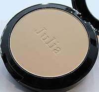 Компактна пудра для обличчя Julia Cosmetics №7