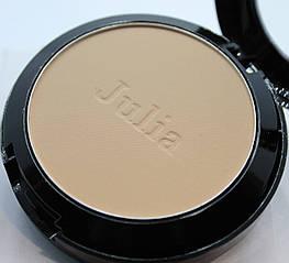 Компактна пудра для обличчя Julia Cosmetics №8