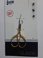 """Ножиці 90мм (3,5"""") для вишивання (цапельки) """"Kretzer"""" SPIRALE 110809"""