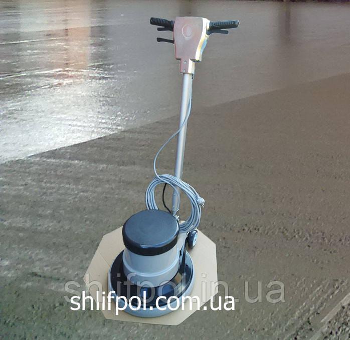 Плоскошлифовальная машина для бетона и паркета Вирбел (Италия)