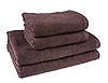 """Полотенце (70х140 см) шоколадное махровое """"Отель"""" спец.качество"""