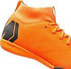 Детские футбольные кроссовки  Nike Superfly 6 Academy GS IC Оригинал  AH7343-810, фото 5