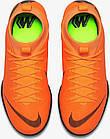 Детские футбольные кроссовки  Nike Superfly 6 Academy GS IC Оригинал  AH7343-810, фото 6