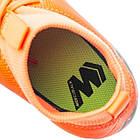 Детские футбольные кроссовки  Nike Superfly 6 Academy GS IC Оригинал  AH7343-810, фото 7