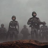 Стратегия Starship Troopers находится в разработке