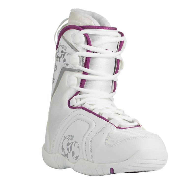 Черевики для сноуборду Baxler BB3-LADY 25 White (BB3-LADY_25_Wht), фото 2