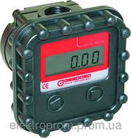 Электронный счетчик расхода топлива, масла - MGE-40, 2-40 л/мин (Gespasa)