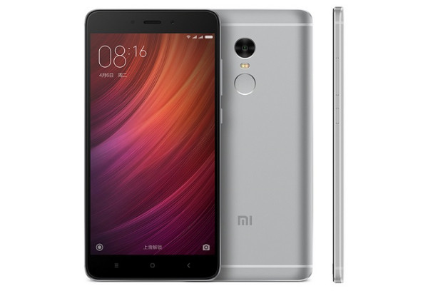 Xiaomi Redmi Note 4 3/64GB Grey
