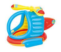 Игровой надувной центр Bestway 52217 с разноцветными шариками и винтом