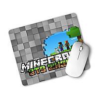 Коврик для мышки Майнкрафт (Minecraft)  (25108-1170), фото 1