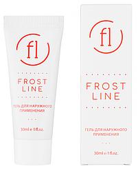 Frost Line, Крем - гель анестетик, 30g