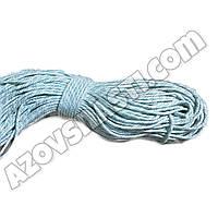 Фал капроновый плетеный (диамерт 3 мм. длина 25 м.), фото 1
