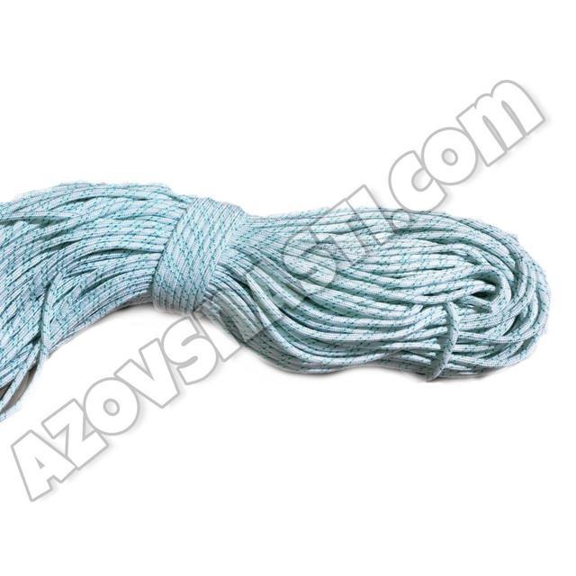 Фал капроновый плетеный