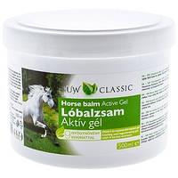 UW Classic Lobalzsam Aktiv Gel Конская мазь охлаждающая с экстрактами 9 трав 500 мл.