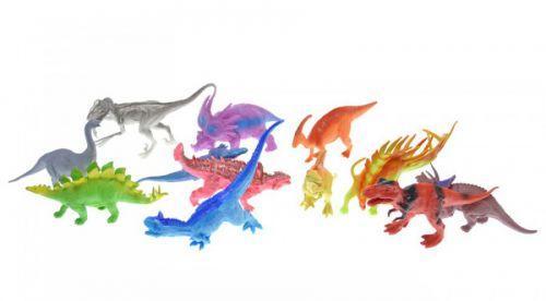 Набор динозавров (12шт) SC020