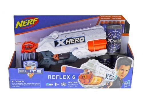 "Бластер ""X-Hero Reflex"", с мишенями 7015"