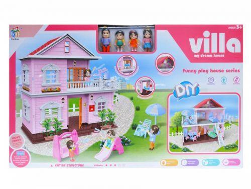 Вилла для кукол KB99-35