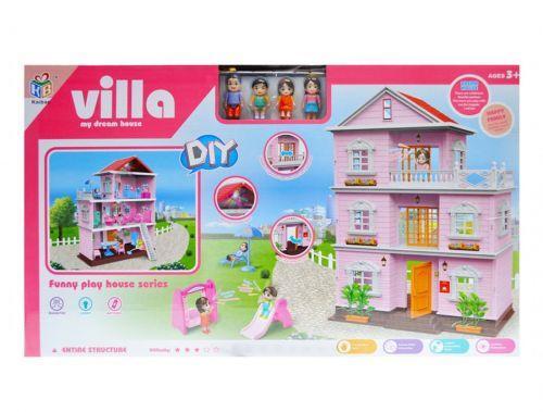 Вилла для кукол KB99-36