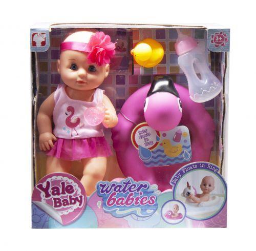 """Пупс """"Yale Baby: Water Babies"""" вид 2 YL1872A"""