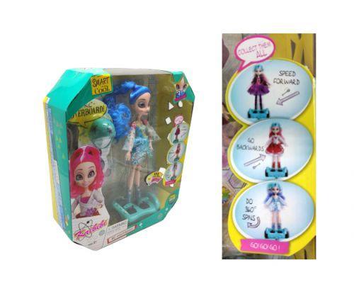 """Кукла с гиробордом на радиоуправлении """"Yingying"""" 1635465_BLD10"""