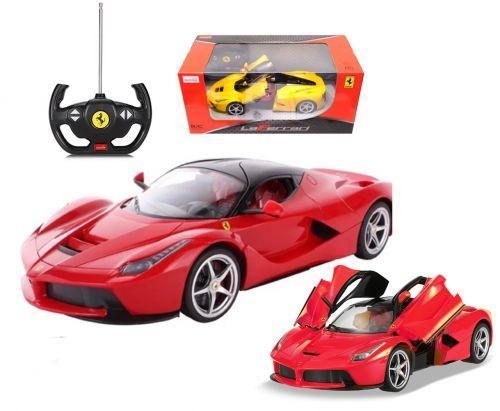 """Машина на радиоуправлении """"Ferrari LaFerrari"""" (красная) 50100"""