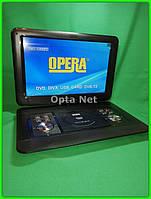 "Телевизор портативный Opera OP-1630 21""  дюйма T2 (DVB-T2) Black"