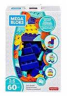 """Конструктор Mega Bloks - """"Построй сам!"""", 60 дет, 1+ (FLY43)"""