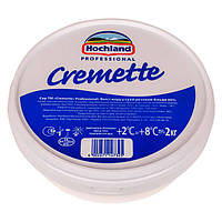 Творожный сыр Hochland Cremette Professional 2кг