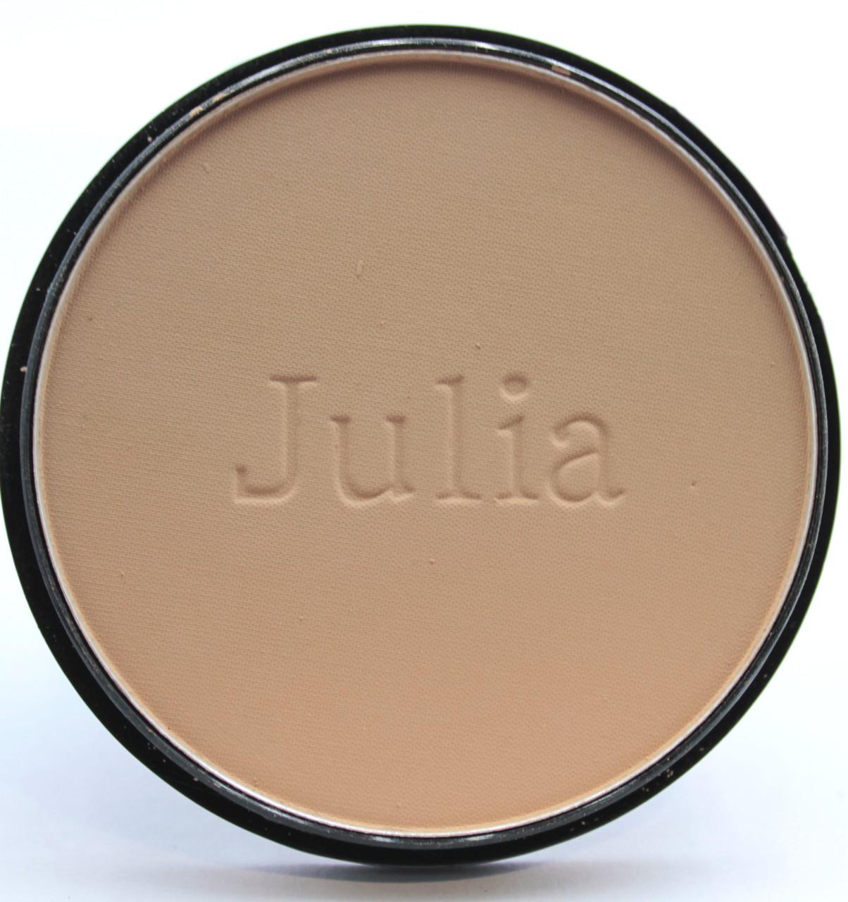 Компактная пудра для лица Julia Cosmetics №5