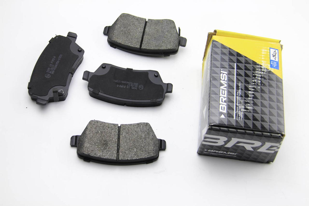 Колодки тормозные передние Nissan Note 2013-
