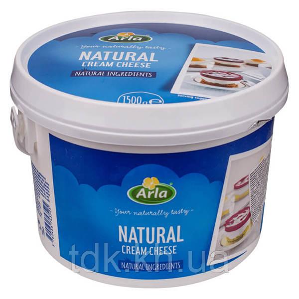 Крем сыр сливочный Arla Natural Buko 1,5 кг