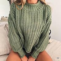 Женские объемные свитерки (расцветки)