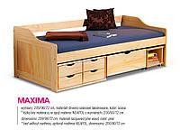 Кровать детская MAXIMA