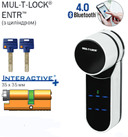 Электромеханический моторный цилиндр MUL-T-LOCK® ENTR