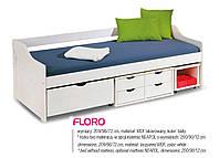 Кровать детская FLORO