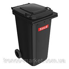 Контейнер для мусора на колесах SULO EN-840-1/120Л.