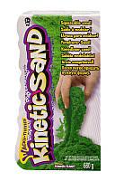 Кинетический песок Wacky-Tivities для детского творчества Kinetic sand color зеленый 680 грамм
