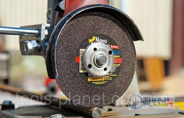 Отрезной круг по металлу NovoAbrasive Extreme 150 х 1,6