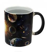 Чашка хамелеон планеты солнечной системы