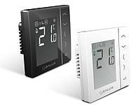 Термостат цифровой с LCD экраном (черный) SALUS VS35B