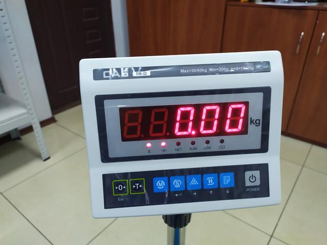 весы CAS DB II E купить