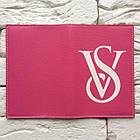 Обкладинка для паспорта Victoria's Secret 2, фото 3