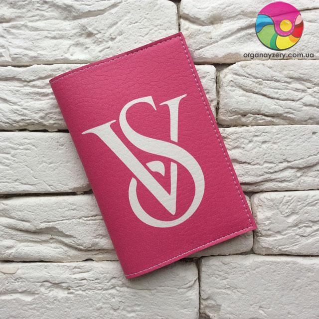 Обкладинка для паспорта Victoria's Secret 2