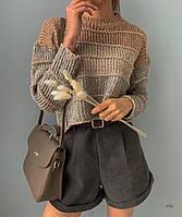 Женский красивый свитерок