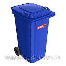 Контейнер для мусора на колесах SULO EN-840-1/240Л., фото 2