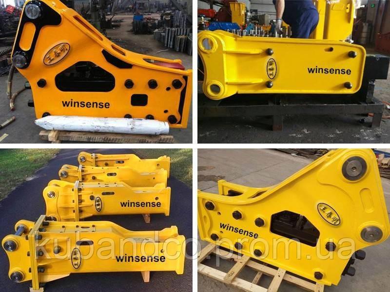 Гідромолот Winsense SB30