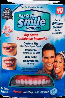 Виниры для зубов красивая улыбка Perfect Smile Veneers JY 056